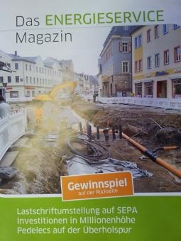Bild von SWS Magazin Mai 2013