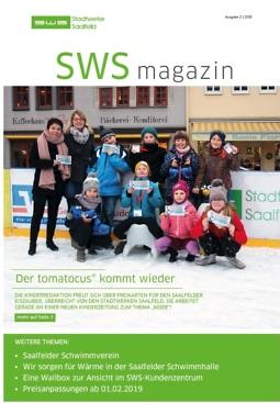 Bild von SWS Magazin 2_2018