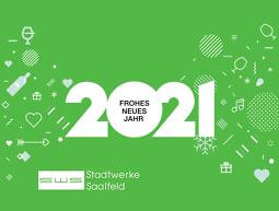 Bild von Neujahr 2021